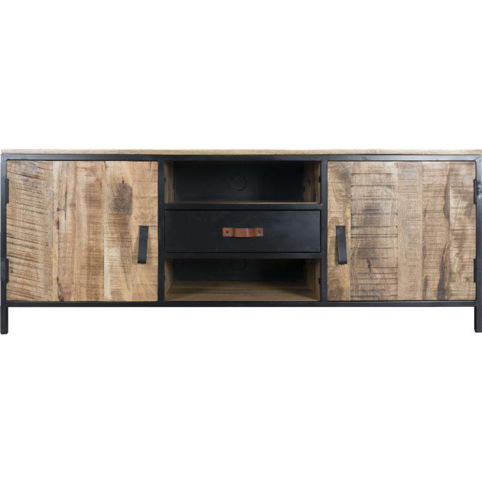 TV Dressoir Luuk Hout/ Metaal 160 cm