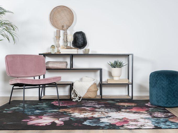 Vloerkleed Flores 200 x 290 cm