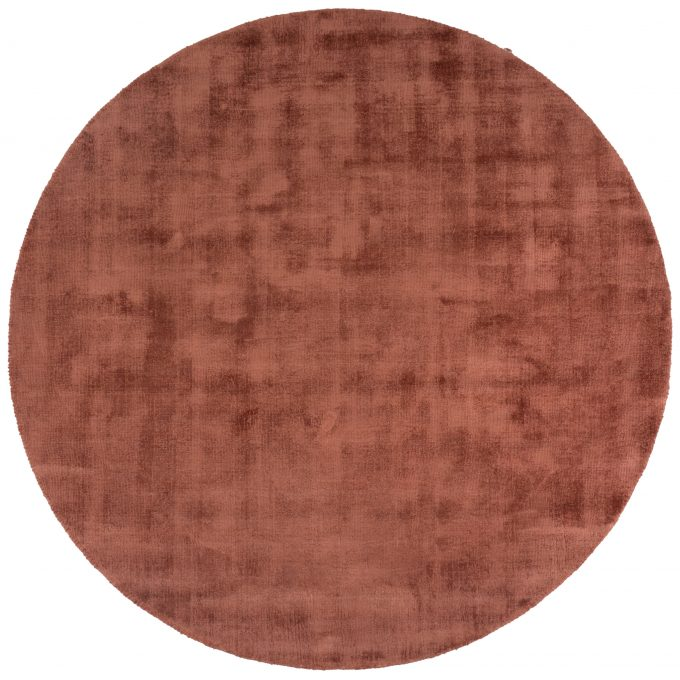 Karpet Viscose Rond Terra ø200 cm